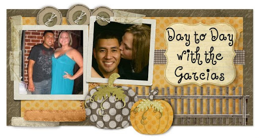 Day to Day with the Garcia's