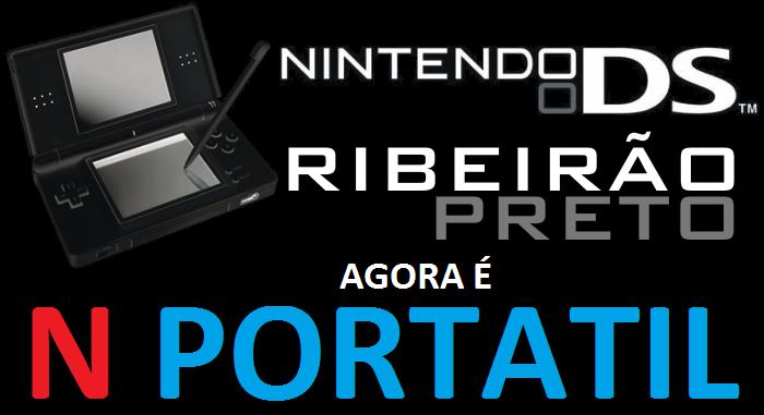 Nintendo DS - Ribeirão Preto
