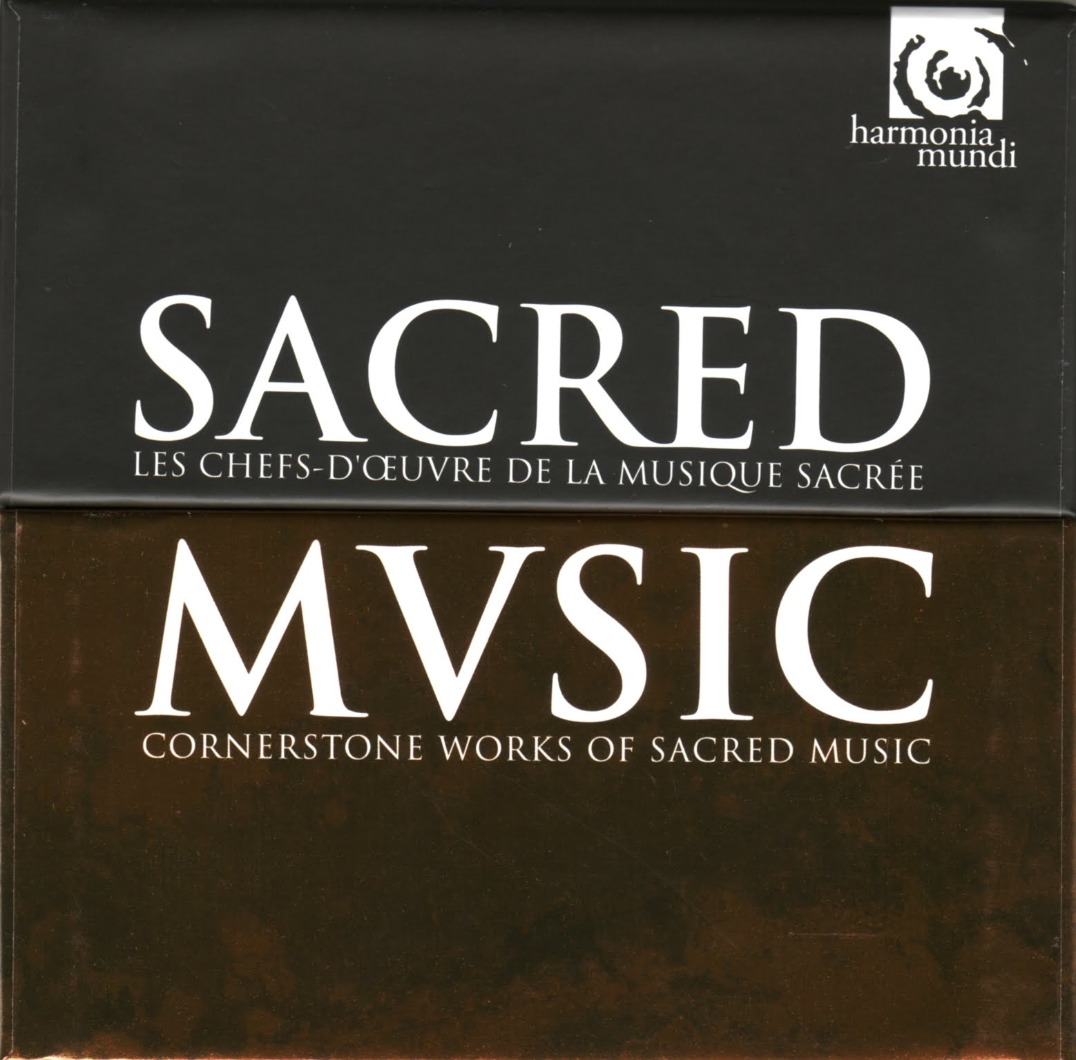 sacred music A gorgeous anthology of famous sacred masterpieces performed by the choir of new college of oxford, conducted by edward higginbottom vol i recorded in new .