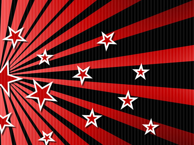 red star wallpaper 3d - photo #7