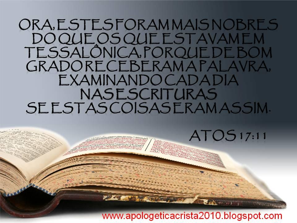 APOLOGETICA CRISTA 2011