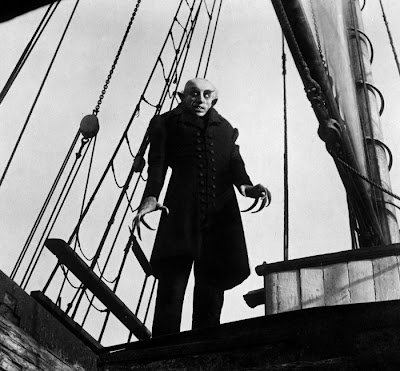 Max Schreck as Nosferatu (1922)