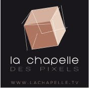 La Chapelle Des Pixels - Audiovisuel, Film et Projection monumentale - La Chapelle - Nancy