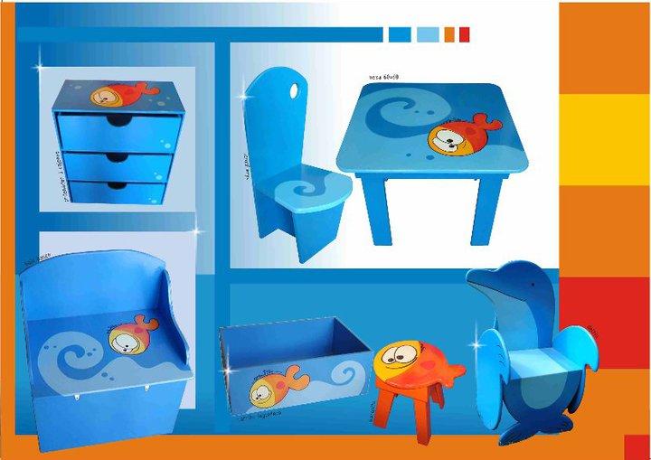 Arbolito muebles infantiles m s chicos for Muebles infantiles diseno