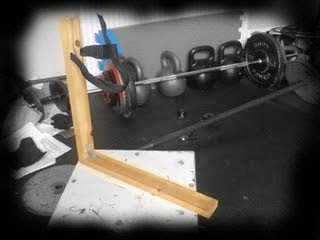 Homemadegymstuff 'Woody'
