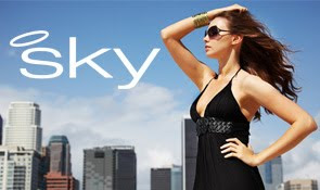 Online Sample Sale: Sky on Hautelook