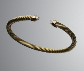Bracelets for Tiny Wrists: David Yurman Kids