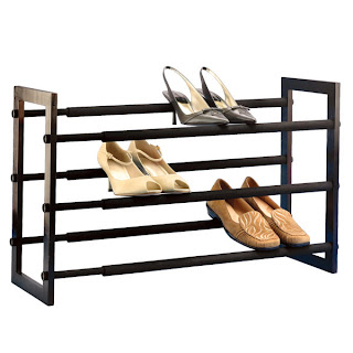 One Size Does Not Fit All: Shopping for Shoe Racks