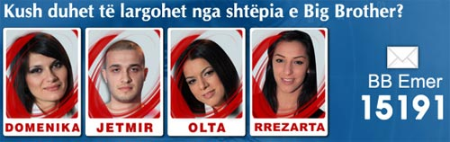 Big Brother Albania 3 Nominimet 6