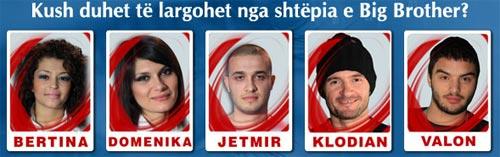 Big Brother Albania 3 Nominimet 7