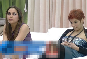 Big Brother Albania 3 Tatiana dhe Manal