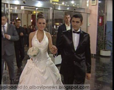 Ermal Fejzullahu dhe Ariana