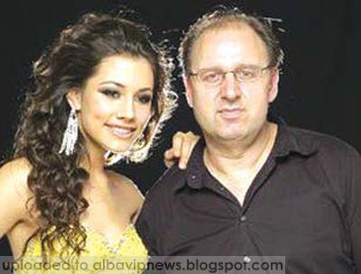 Fadil Berisha me nje nga modelet
