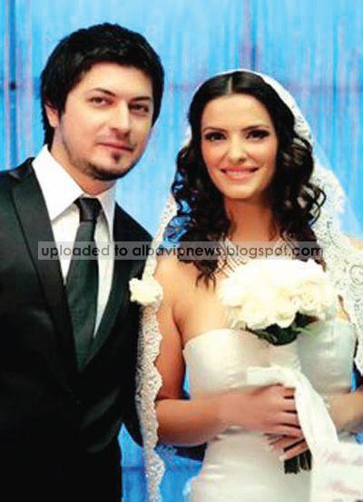 Yllka Gashi dhe Albian Gagica te martuar