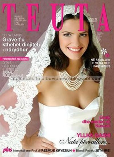 Yllka Gashi Revista Teuta