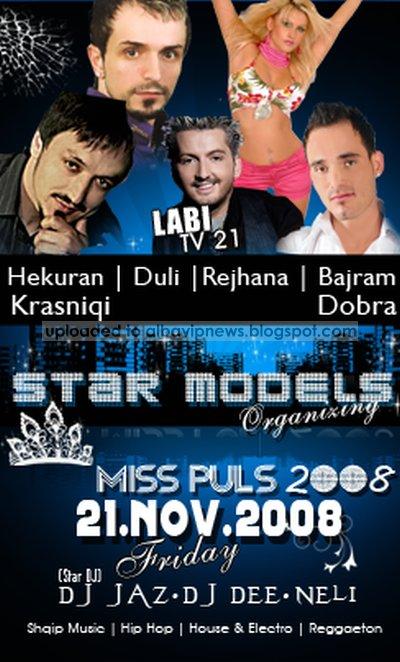 Disco Puls 21 Nentor 2008 Miss