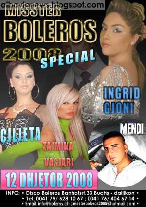 Boleros Club 12 Dhjetor 2008
