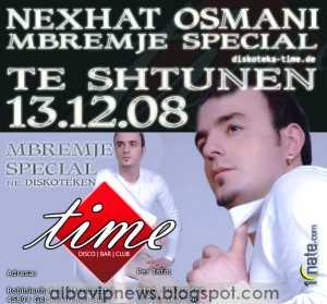 Diskoteka Time 13 Dhjetor 2008