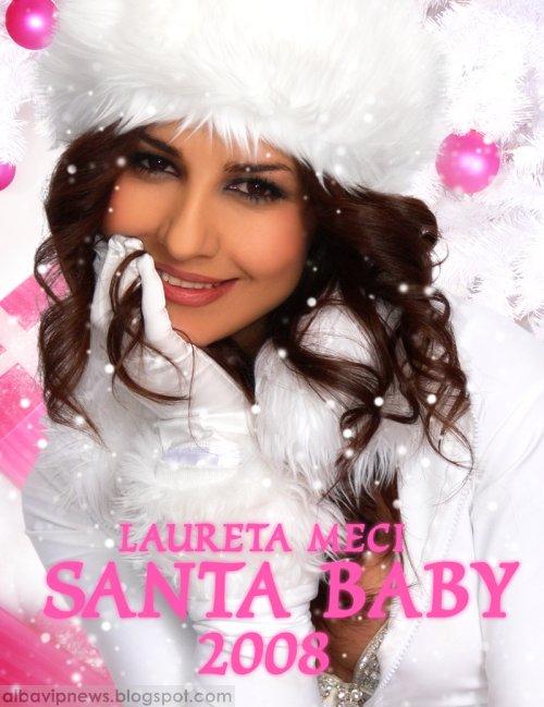 Laureta Meci Santa Baby 2008