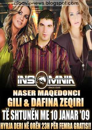 Insomnia Club 10 Janar 2009