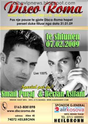 Disco Roma 7 Shkurt 2009