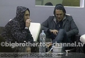 Big Brother Albania 2 Bjordi Agoni