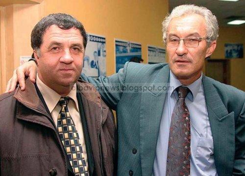 Edmond Zhulali dhe Agim Doci