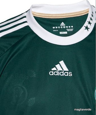 Maglia Verde  Lançamento  nova camisa do Palmeiras 2010 2011 35e3028238449