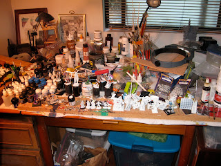 144artist's Painting Table