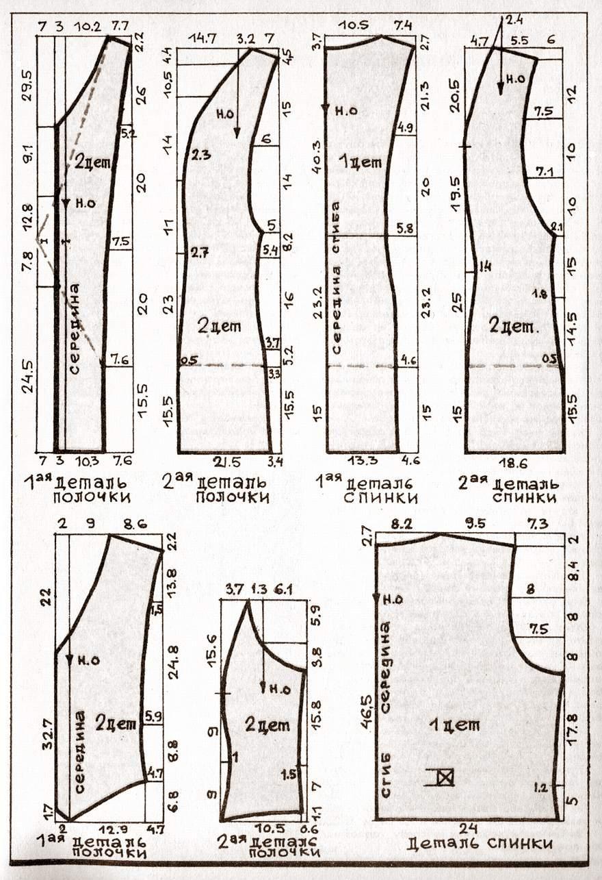 Вышивка схема розы в корзине 43