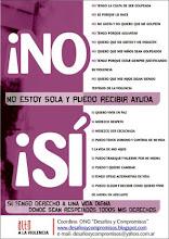 AFICHE NO Y SI