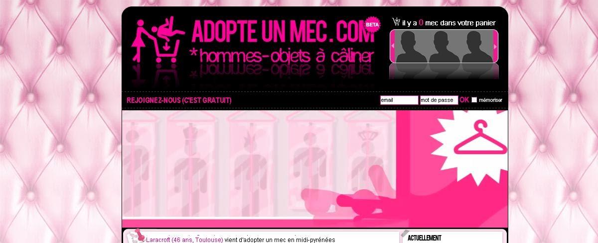 adopteunmec s inscrire site de rencontre totalement gratuit et sérieux