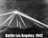 Battle Los Angeles inspired from the 1942 event.