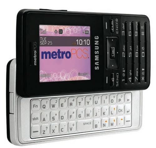Metro PCS Cell Phones.