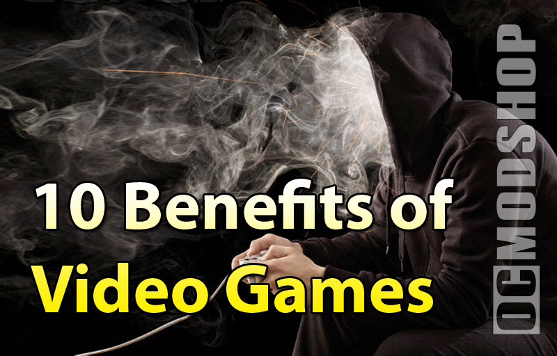 the benefits of video games essay Advantages and disadvantages of playing video games computers have become an integral part of our lives and our homes this has given children an easy access to video games and a lot of them play them all the time.