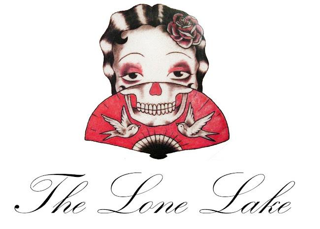 the lone lake