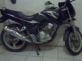 Jual motor second