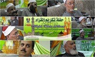 Kenangan Haflah Takrim al-Qurra'