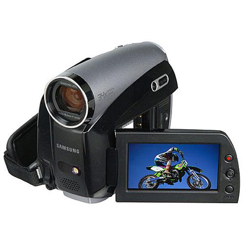 Samsung SC-D382 MiniDV Camcorder - JR.com - YouTube
