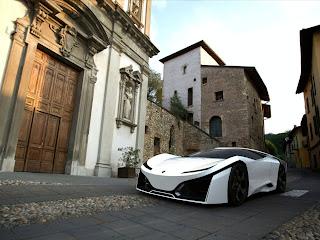 Mobil Lamborghini Madura 4