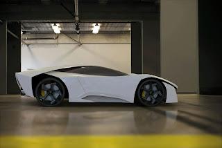 Mobil Lamborghini Madura 3