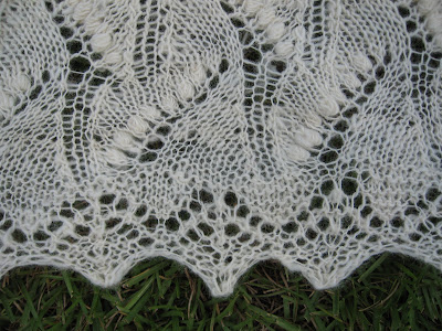 Spinsjal Estonian Lace