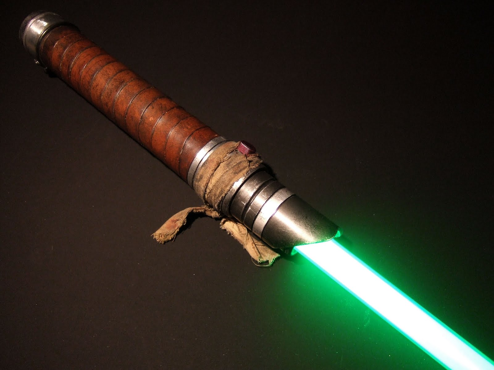Who do you think has the best lightsaber? Darth Sidious gets my ...