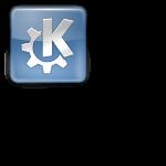 Logos KDE e GNOME