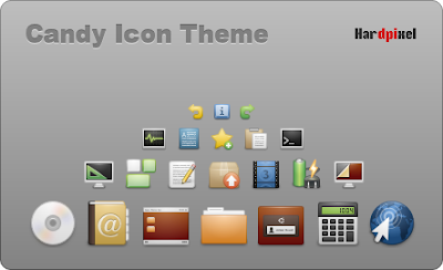 Candy Icon Theme