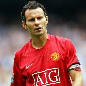 Manchester United veteran Ryan Giggs