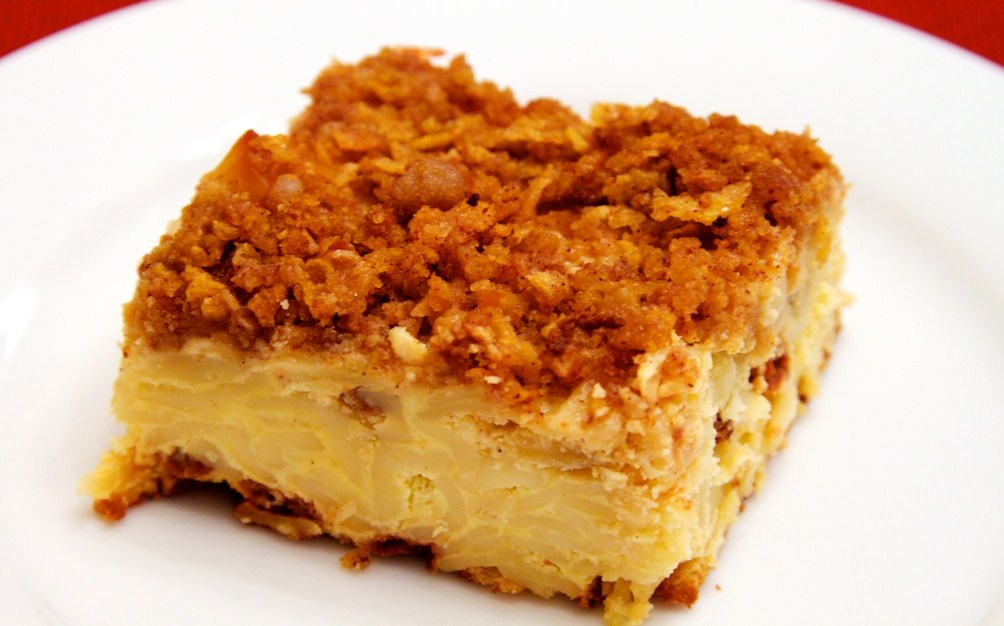 Treat a Week Recipes: Noodle Kugel