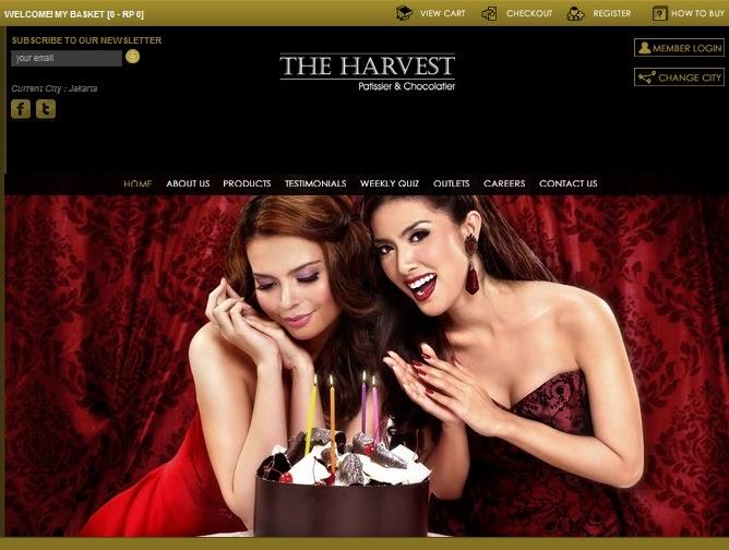 Harvest Cake Jakarta Dharmawangsa