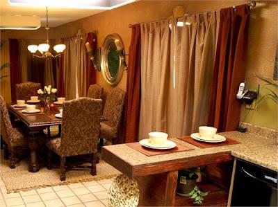 tuscan kitchen curtains | kitchen design pictures