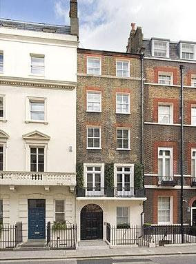 Georgian Townhouse In Mayfair London